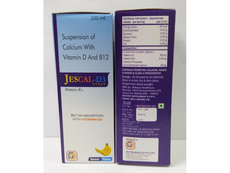 Jescal-D3-Syrup-200ml-Suspension-of-Calcium-with-Vitamin-D-Vitamin-B12-Jes-Pharmacia-Private-Limited